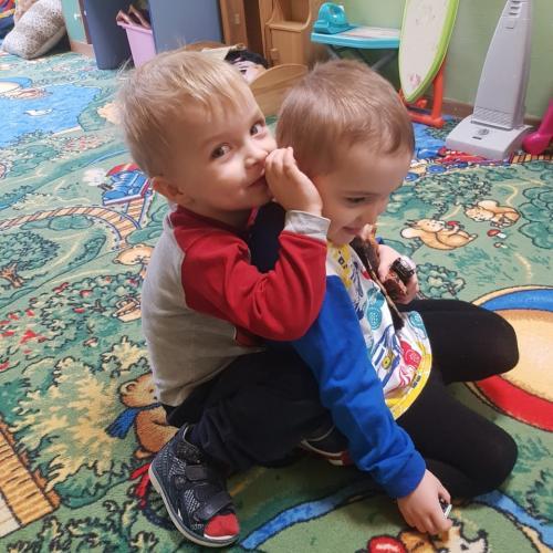 Сами с Усами на Никулинской - Младшая группа